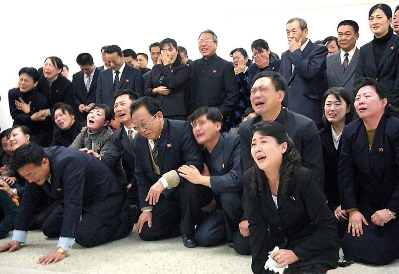 leider van korea